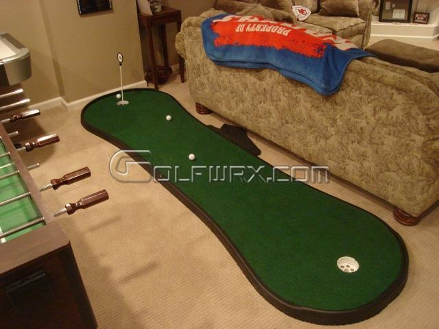 Best indoor putting green? What keeps a true straight roll? – GolfWRX