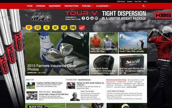 golfwrx takeover