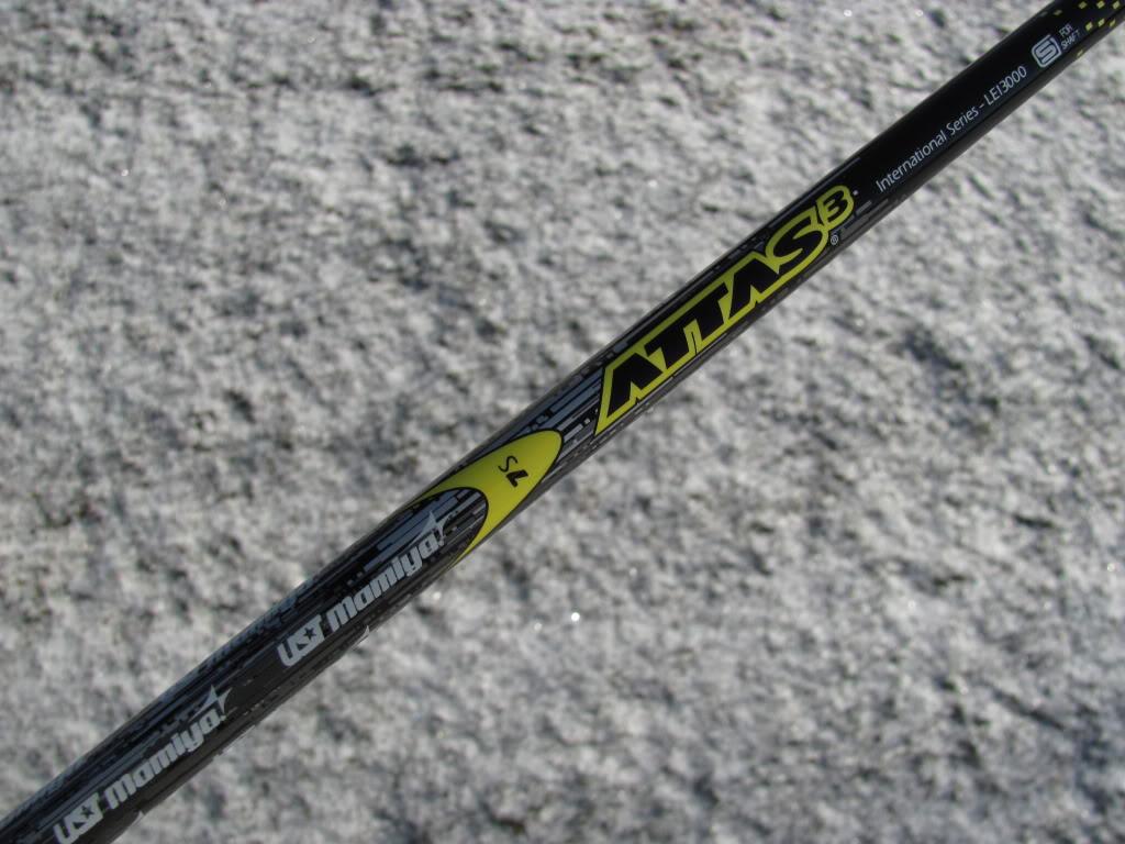 362fac3fe0f0 2012 UST MAMIYA ATTAS 3 – IS990 Iron Shafts & Grips – GolfWRX