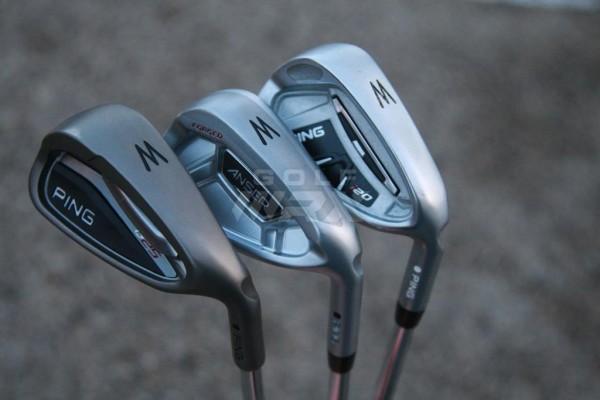 ping golf irons g25