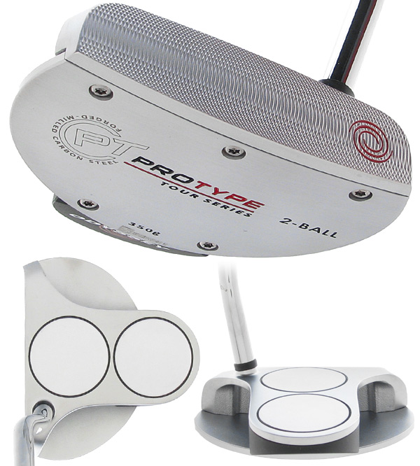 Odyssey ProType Tour 2 Ball Putter Review GolfWRX