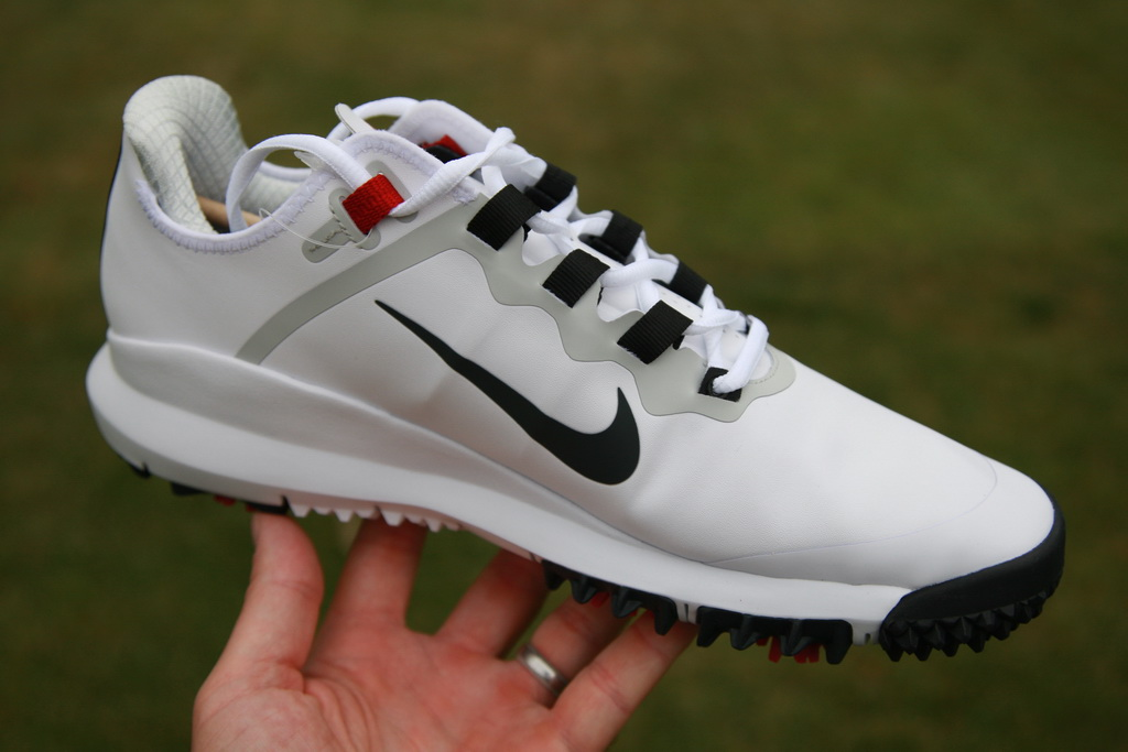 """new product 03f29 73529 Nike Tiger Woods TW13 Golf Shoe """"An athlete trains every other part of  their body, except maybe their foot, ..."""
