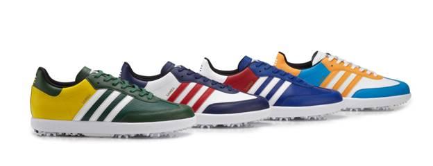 samba footwear