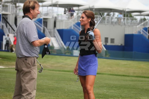 holly sonders golf