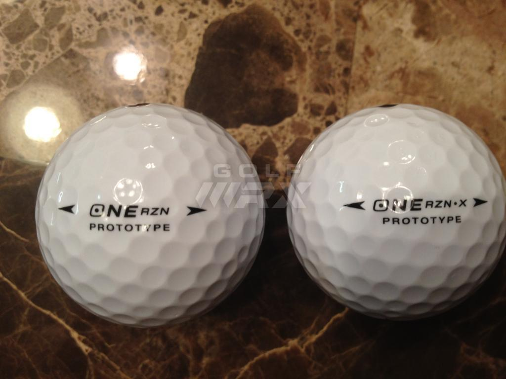 New Nike 20XI X And ONE RZN Ball Spotted GolfWRX