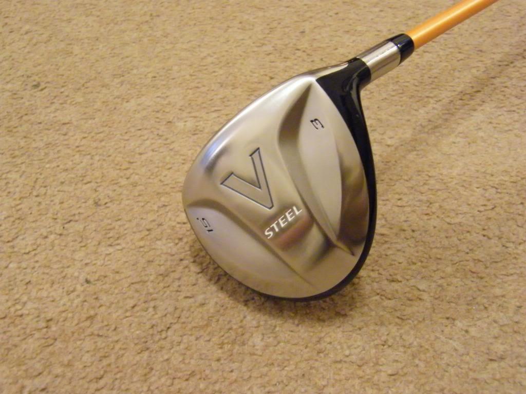 TaylorMade V Steel – GolfWRX