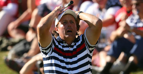 Phil Mickelson, Ryder Cup