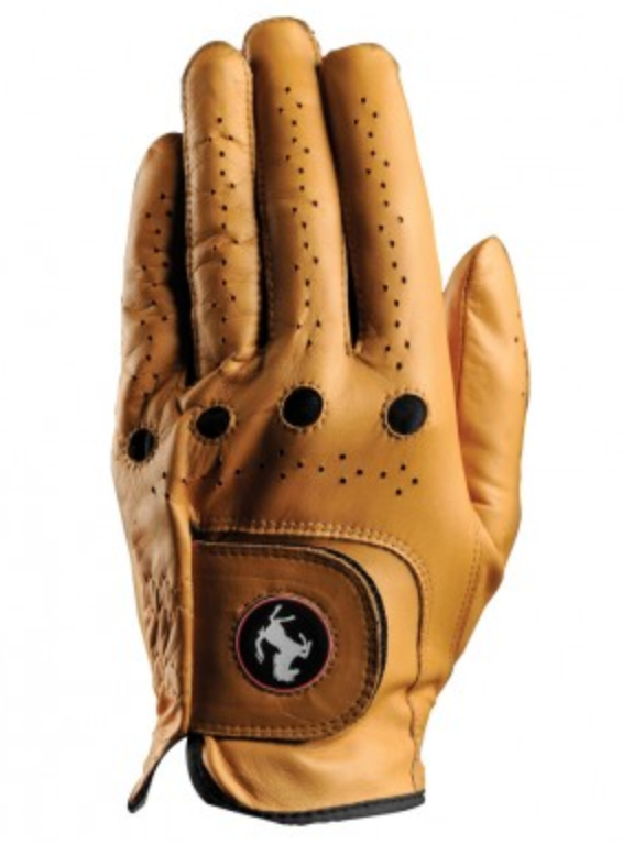 Ferrari Golf Glove in Natural