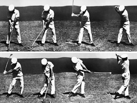 hogan golf swing
