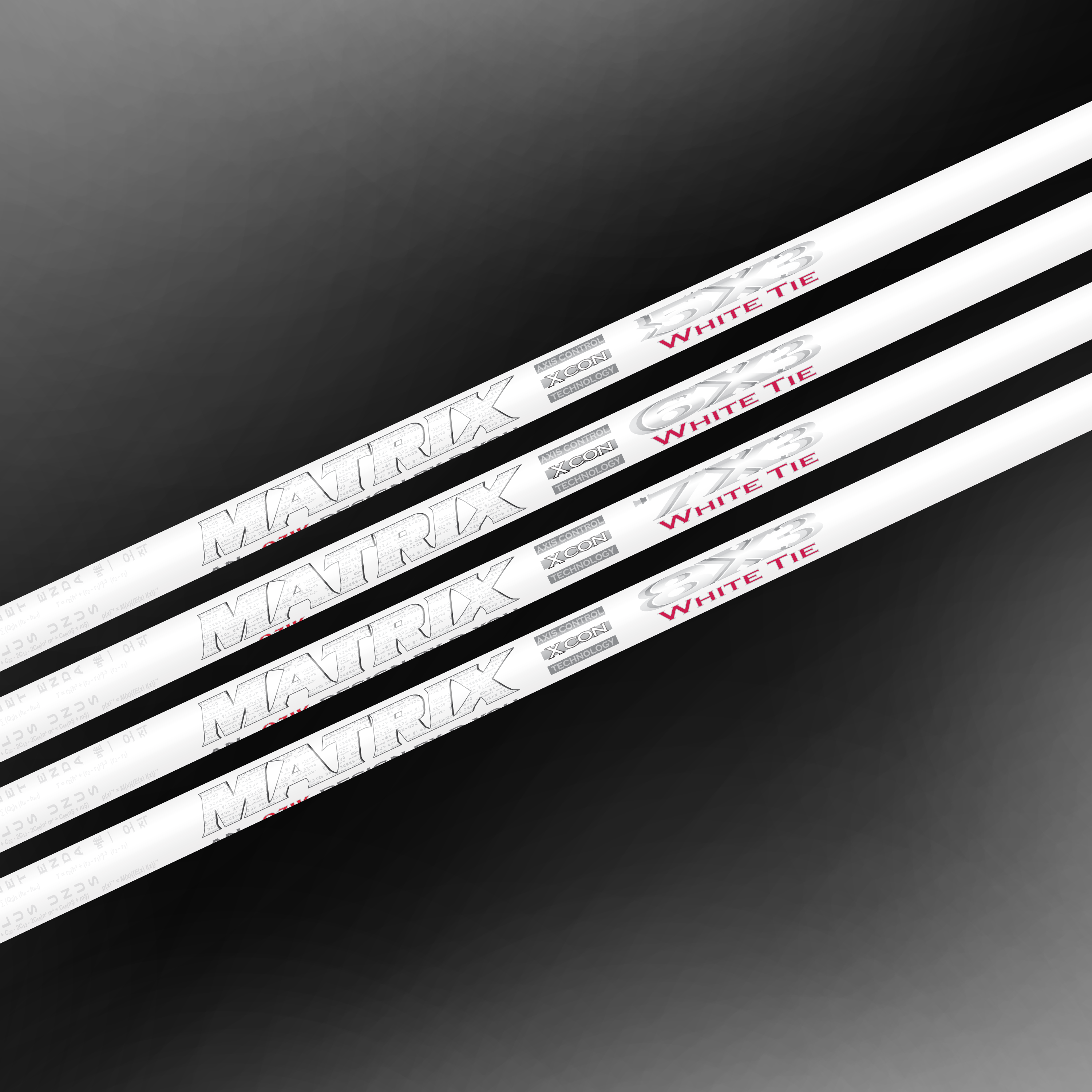 Matrix White Tie Golf Shaft