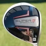 13a - Adams Golf's Super S Speedline driver with VST