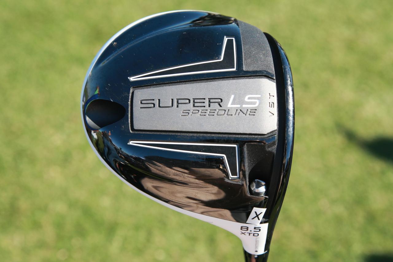13b – Adams Golf's Super LS Speedline driver with VST