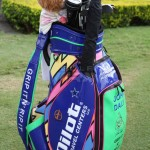 John Daly Staff Bag