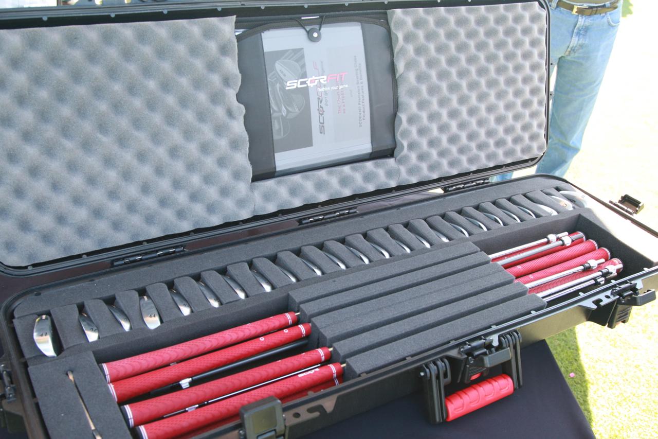 8c – Scor Golf's fitting system