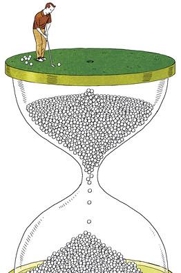 Deliberate Golf Practice