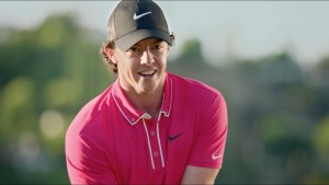 Nike golf commercial