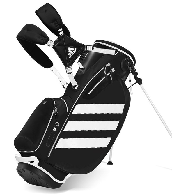 abc5a5b36d08 adidas Golf SAMBA Stand Bag Review – GolfWRX