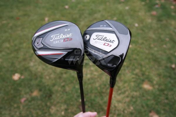 titleist 910 vs 913