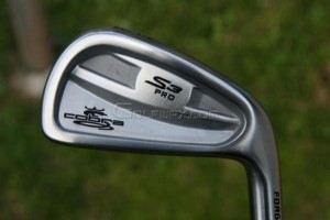 Cobra S3 Pro 6 iron