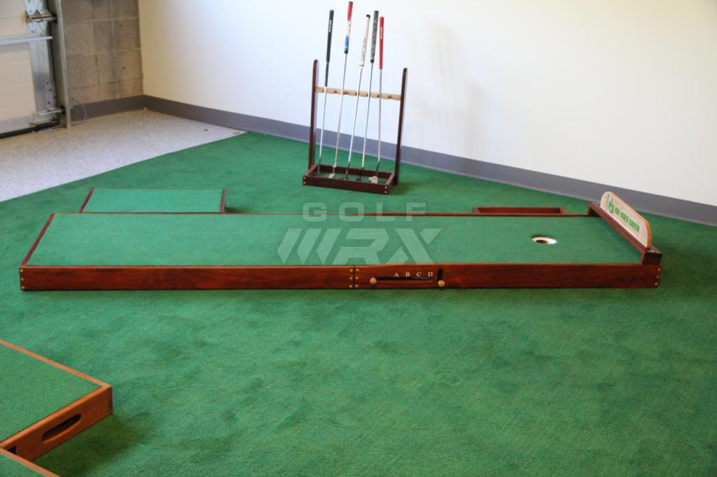 An indoor putting green that\'s like the real thing | GolfWRX