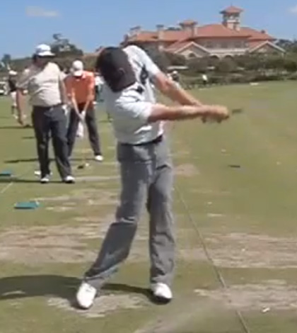 Get your arm swing and pivot in sync – GolfWRX