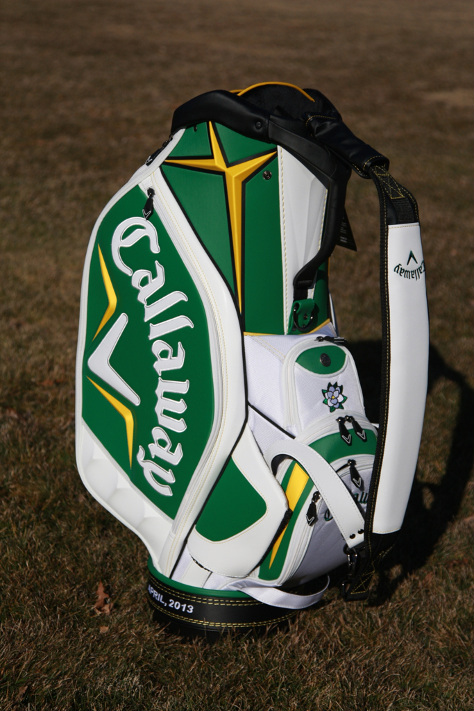 callaway masters staff bags