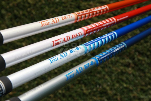 graphite design shafts 2013