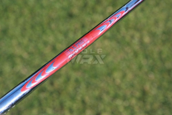 Nippon iron shafts 2013