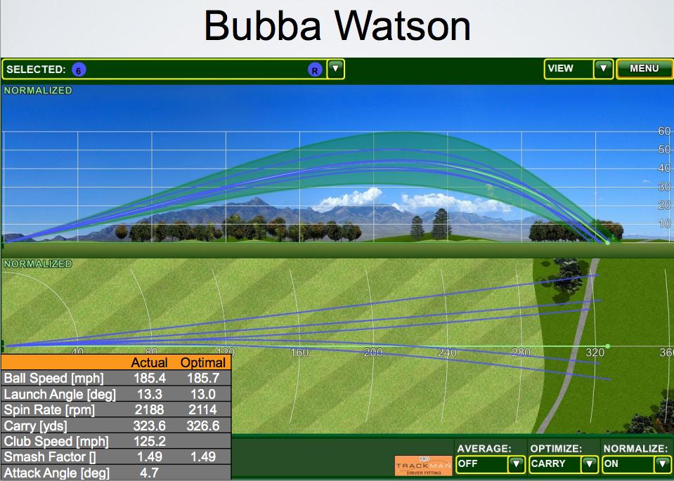 Bubba Watson Driver Loft