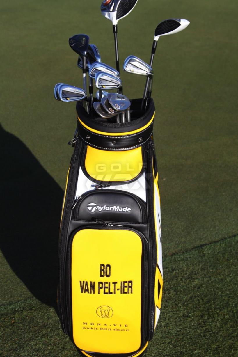 Taylormade S Bag Ier Staff Bags For Doral Golfwrx
