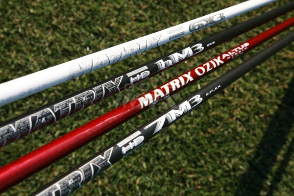 matrix shafts