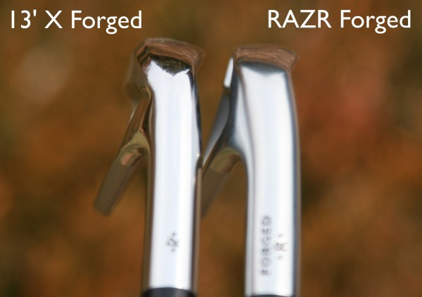 x forged vs razr forged