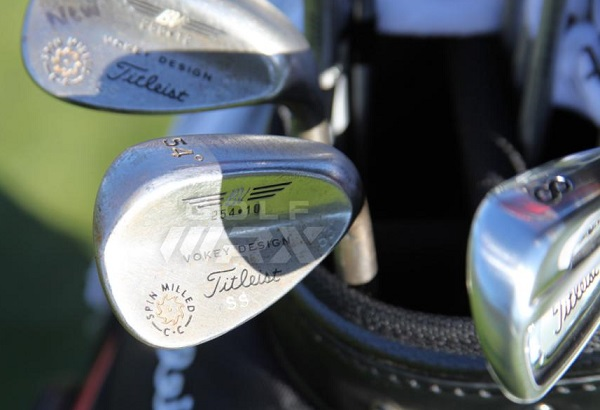 Steve Stricker Wedges