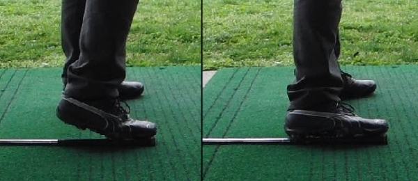 Club Drill Footwork