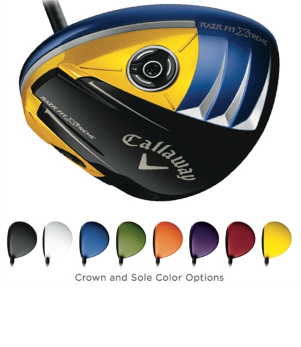 Callaway razr fit xtreme driver first look video review youtube.