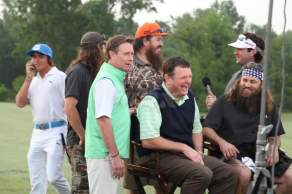 duck dynasty golf
