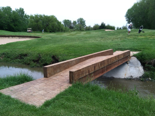 Golf Bridge