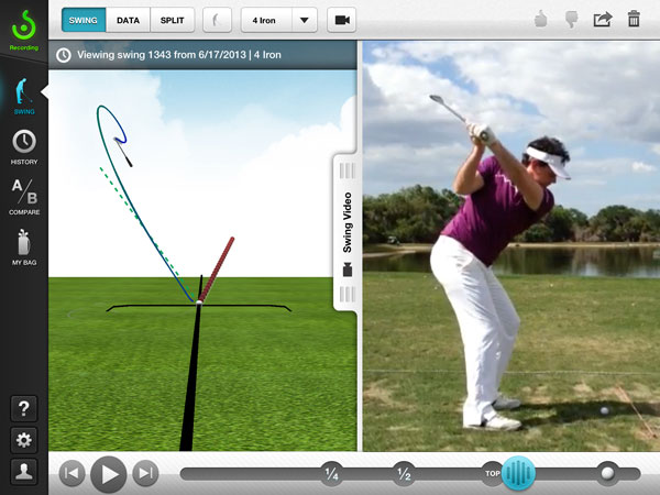 Swingbyte with Video