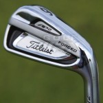 Titleist 714 AP2 6 iron spotlight