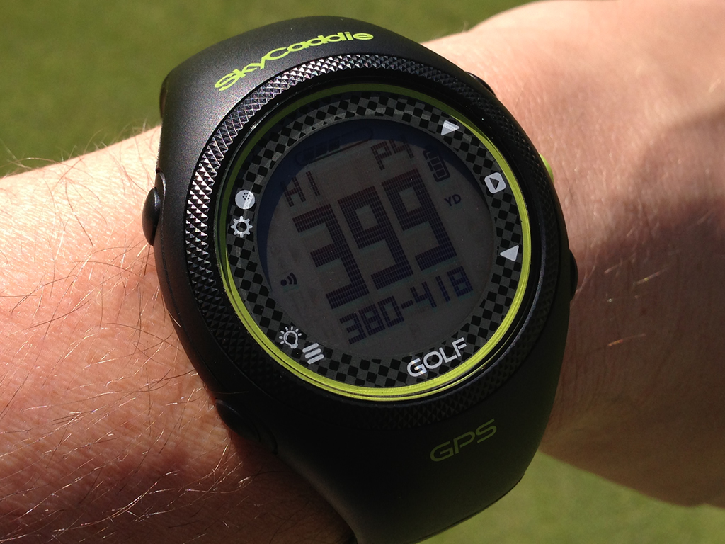 Image result for golf gps SkyCaddie