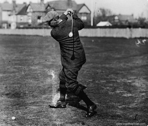 harold hilton swing