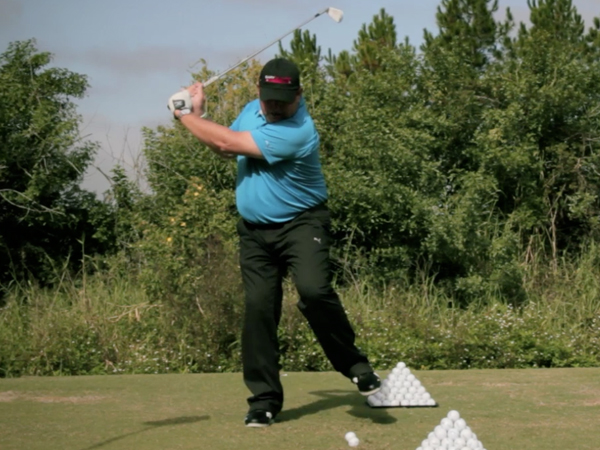 A Smooth Transition The Key To Controlling The Clubface