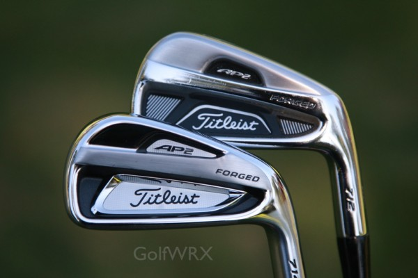 Ap1 Vs Ap2 >> Titleist 714 Ap1 And Ap2 Irons Editor Review Golfwrx