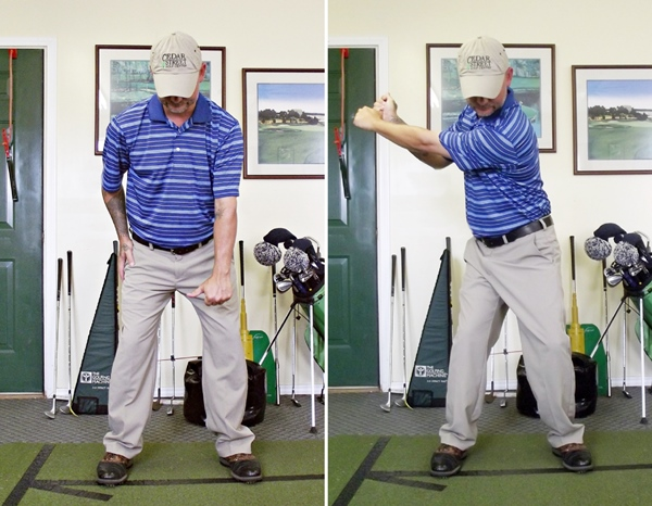 The bent left arm and drills to fix it – GolfWRX