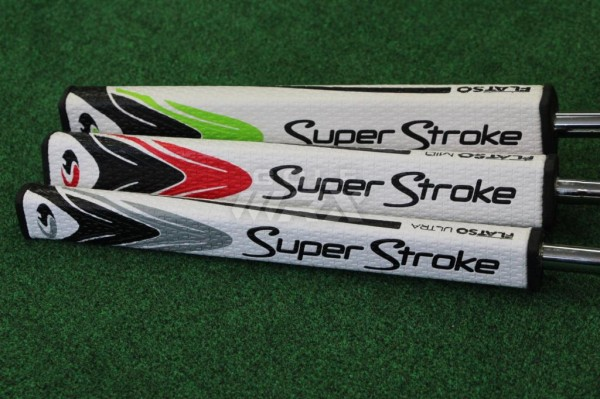 SuperStroke Flatso, Flatso Mid and Flatso Ultra putter grip revie