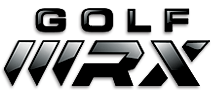 GolfWRX Logo - Black Gloss