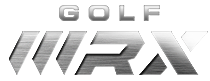 GolfWRX Logo -- Brushed