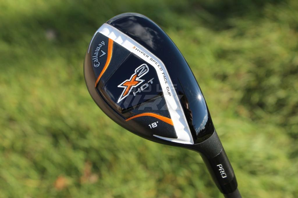 Review Callaway X2 Hot And Pro Hybrids