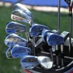 Tiger Woods equipment