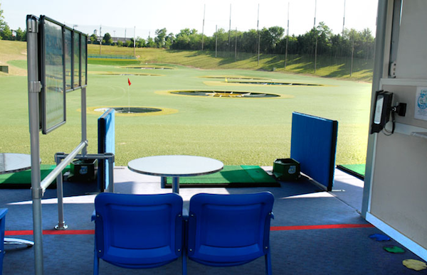 A Top Golf in Alexandria, Va.
